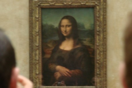 Qual será o fim da Mona Lisa?