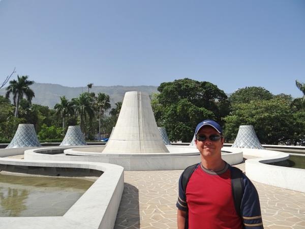 Musee du Pantheon Nacional Porto Principe Haiti