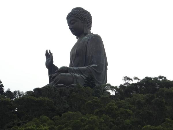 Big Buddha em Lantau