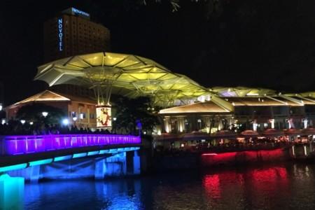 Dica de hotel em Singapura: Novotel Singapore Clarke Quay
