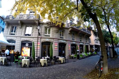 Hotel Platzhirsch: um charme no centro de Zurique