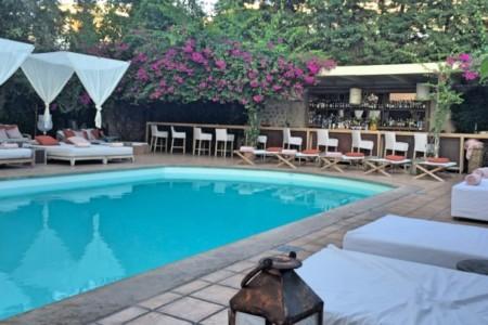The Margi: um hotel romântico perto de Atenas