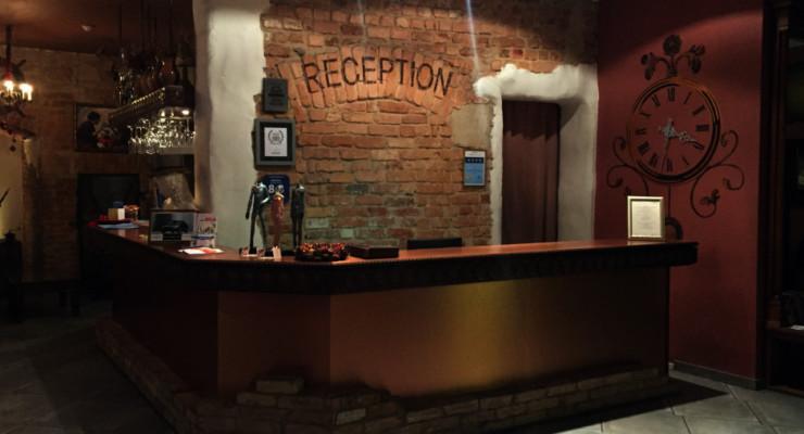 Dica de hospedagem em Riga: Hotel Justus