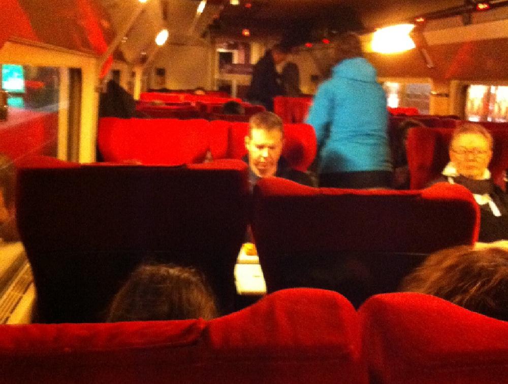 Viagem de trem de Paris a Bruxelas: rápida e barata