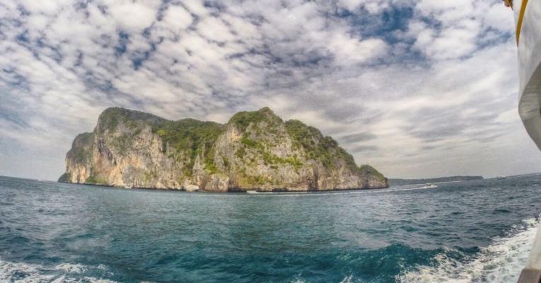 Como ir de Phuket a Phi Phi