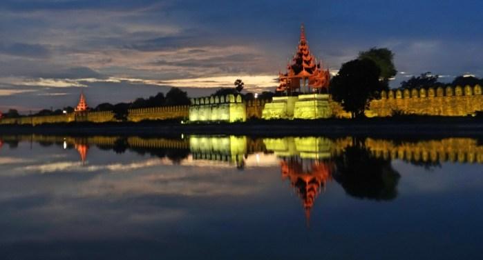 Mandalay: a nossa despedida de Myanmar