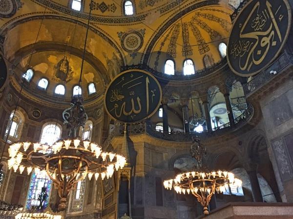 Ayasofya Istambul