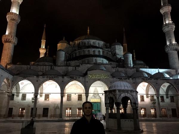 Mesquita Azul Istambul
