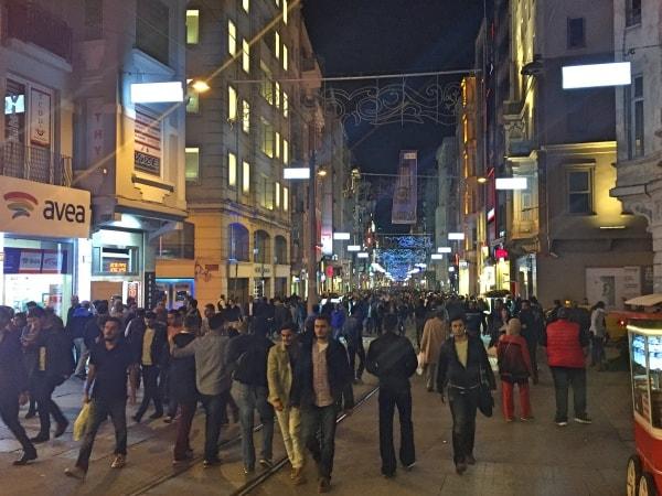 Taksin Istambul