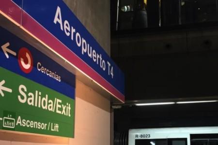 Madri: do aeroporto de Barajas ao centro