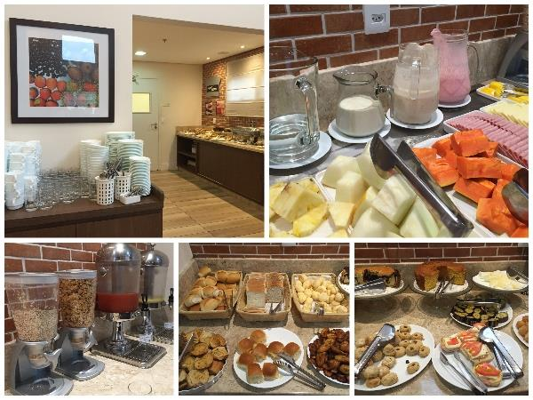 Cafe da Manha Holiday Inn Express Rio Branco