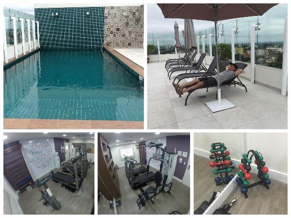 Facilidades Holiday Inn Express Rio Branco