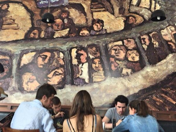 Ambiente Metro Cafe Sucre