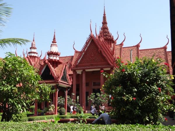 Camboja National Museum