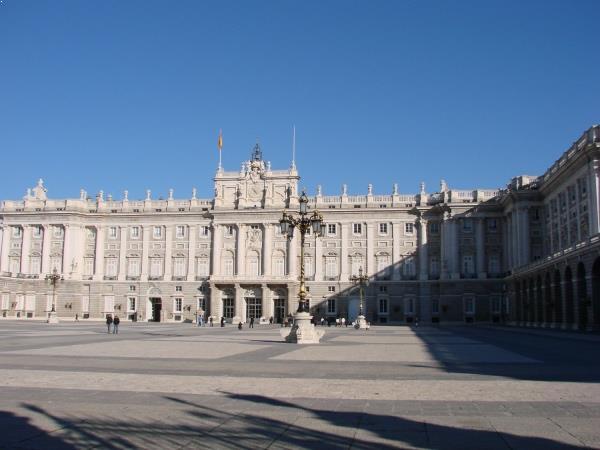 Palacio Real Madri
