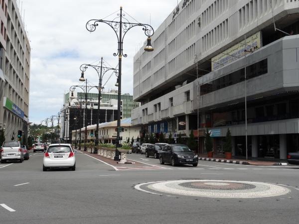 Rua Sultan Omar Saifuddien Brunei