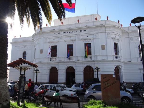 Teatro de Sucre