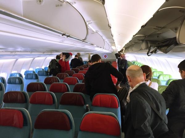 Aeronave Turkish