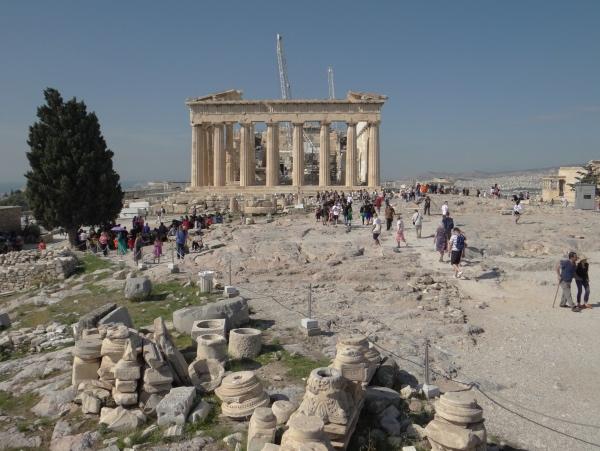 Atenas Partenon