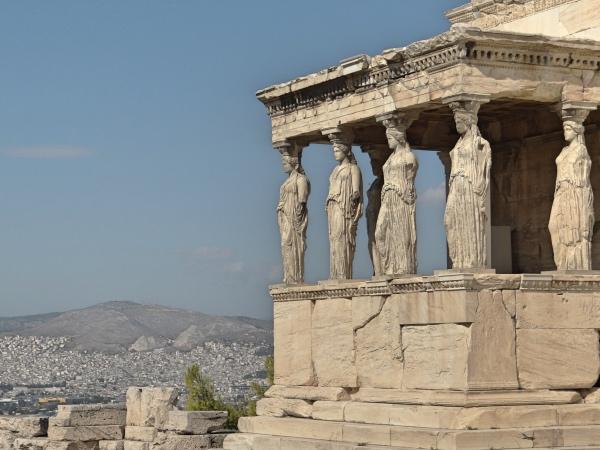 Erecteion Atenas
