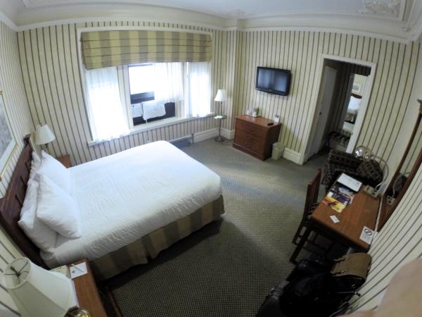 Quarto hotel Wolcott