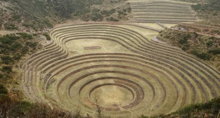 Vale Sagrado dos Incas: Chinchero, Moray, Salineras de Maras e Ollantaytambo