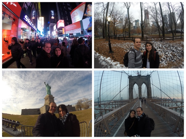 Atrações de Nova York