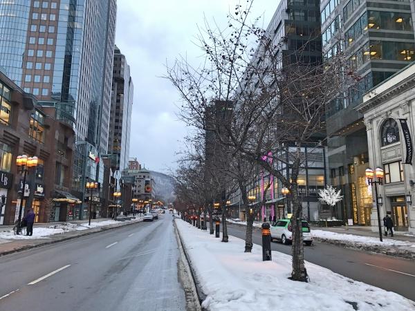 Centre Ville Montreal