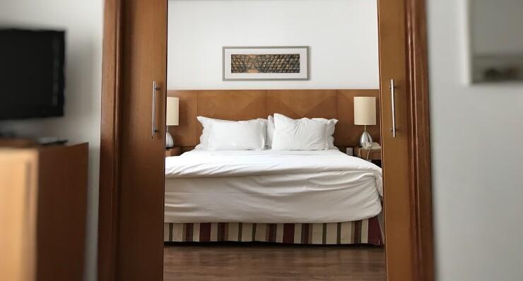 Dica de hotel de luxo em São Paulo: George V Casa Branca