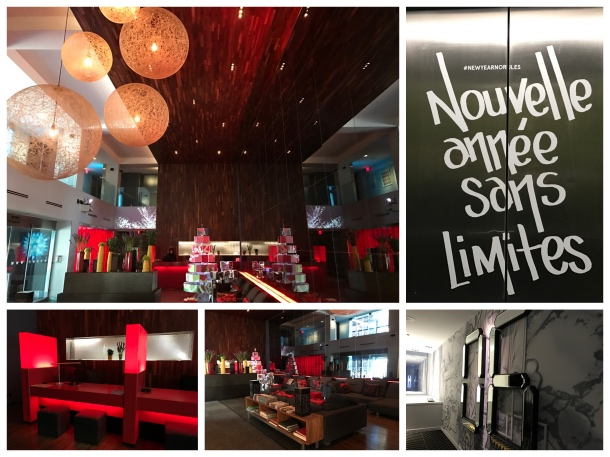 Hotel de luxo em Montreal