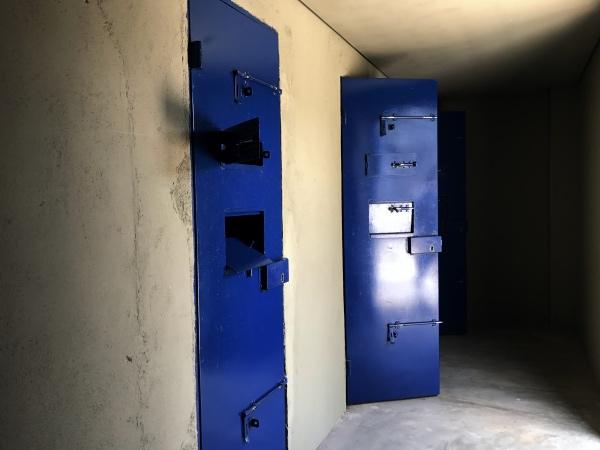 celas do museu do carandiru
