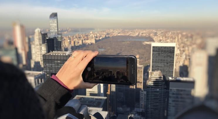 Viaje para o exterior com um chip de internet ilimitada