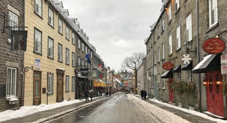 Turismo em Quebec: uma das cidades mais antigas do Canadá