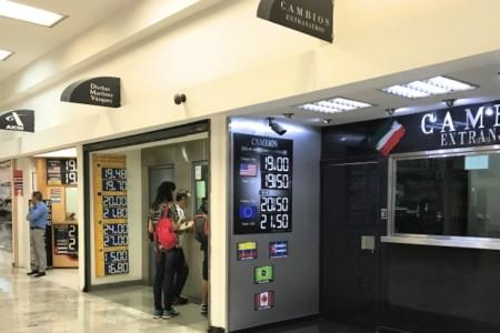 Onde fazer câmbio na Cidade do México? Os melhores locais para trocar seu dinheiro por pesos mexicanos