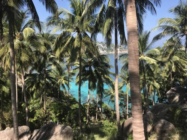 Caminho para John Suwan Viewpoint