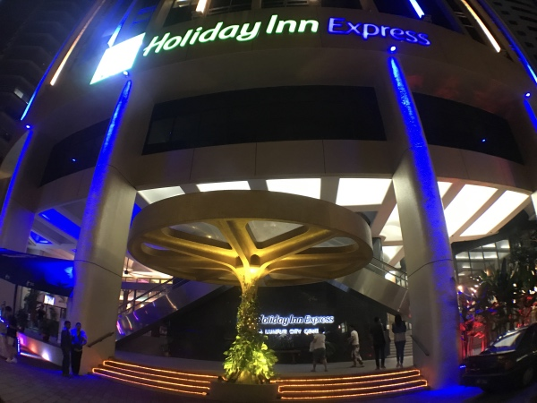 Holiday Inn Express KLCC