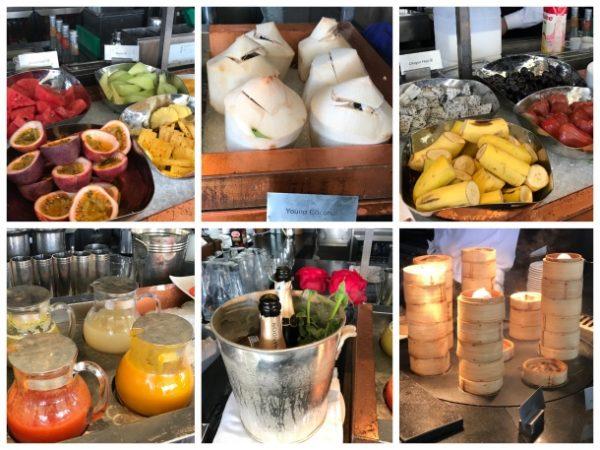Mandarin Oriental Bangkok Café da Manhã