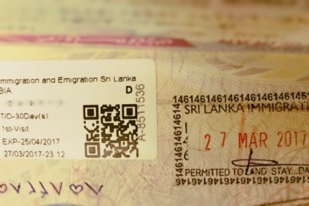Como tirar o visto para o Sri Lanka – Electronic Travel Authorization (ETA)