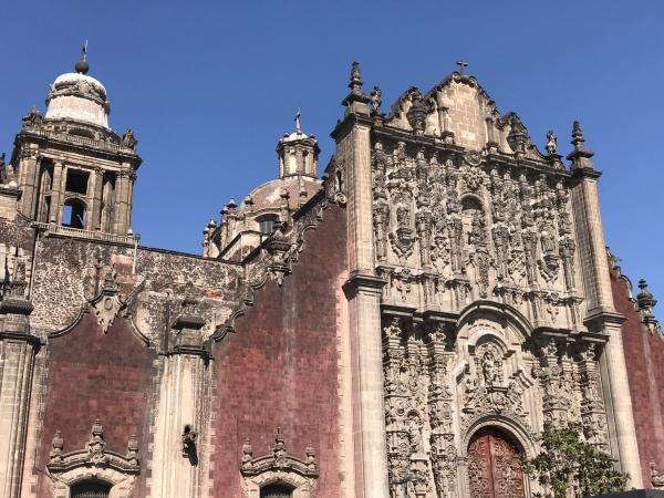 Cidade do México Catedral Metropolitana