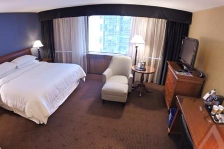 Onde se hospedar em Ottawa: Sheraton Ottawa Hotel