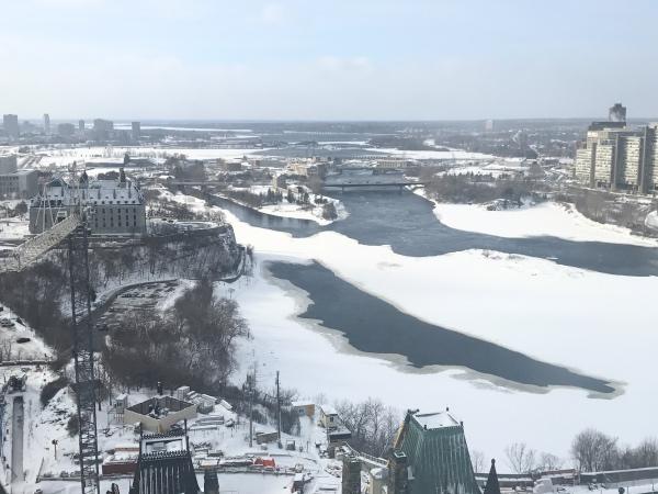 Torre da Paz do Parlamento do Canadá