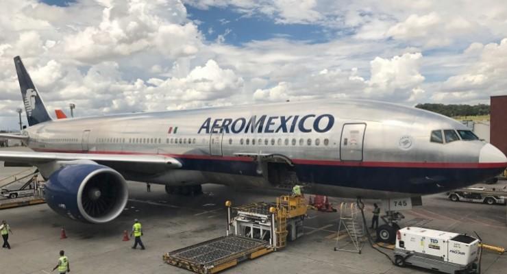 Veja como é voar de São Paulo para a Cidade do México pela Aeroméxico