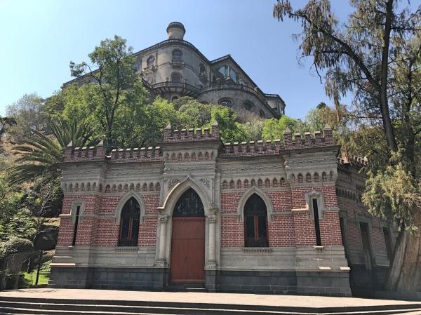 Castelo Chapultepec México