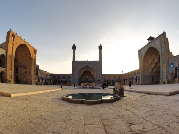 Grand Mosque of Esfahan