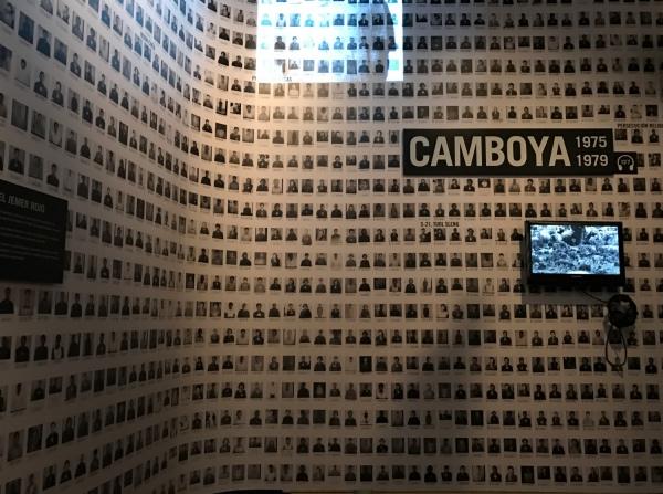 Genocídio no Camboja Museu Memória e Tolerância