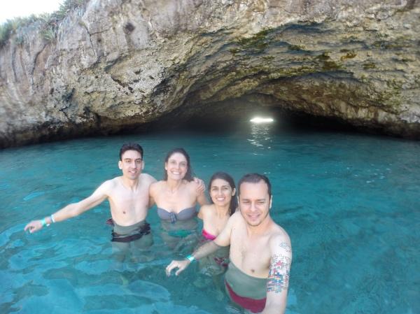 Playa Escondida Maristas Island