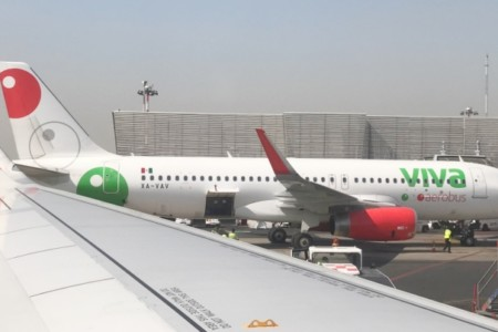 Viva Aerobus: uma companhia aérea low cost do México