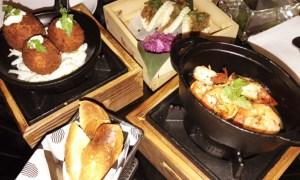 Comer em Kuala Lumpur