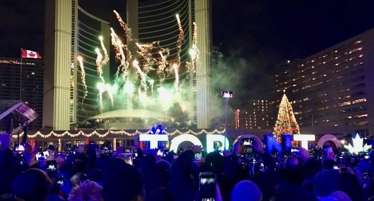 Réveillon em Toronto: a última festa do ano na maior cidade do Canadá