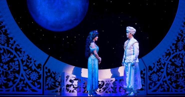 Aladdin: um dos grandes espetáculos da Broadway